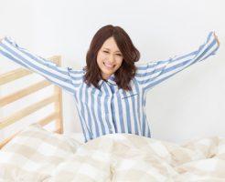 食事の改善で生理痛・PMSが改善!朝の目覚めや昼間の眠気も良くなる